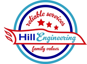 Hill Engineering Car Window FULL sticker master